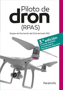Paco Jover Escuela pilotos de drones