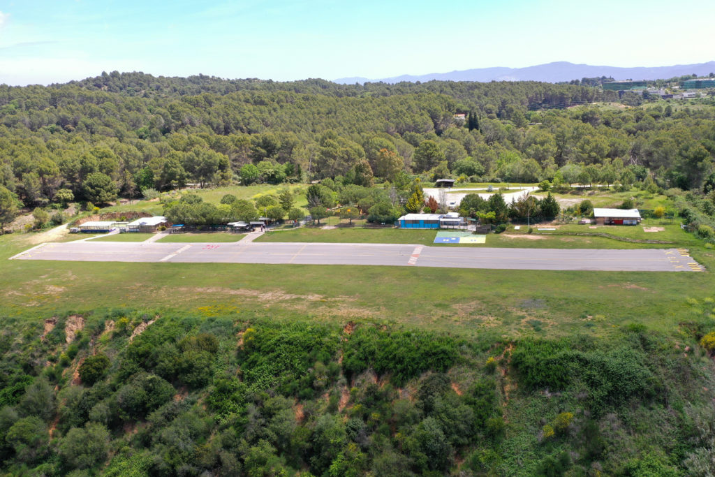 Paco Jover Drones campo vuelo