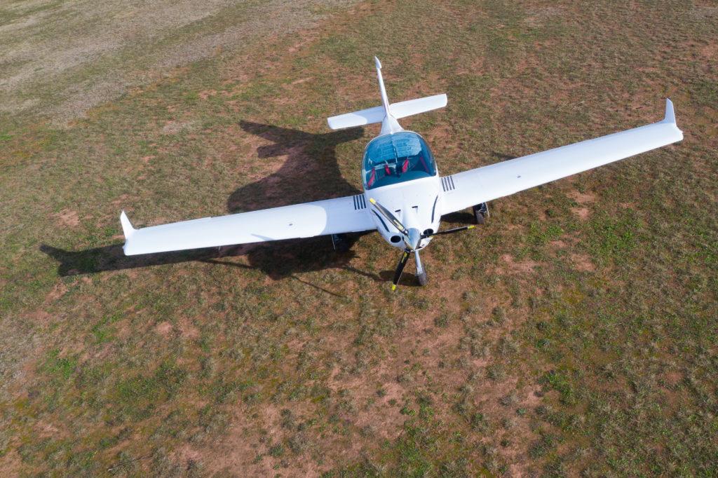 Paco Jover drones fotografía aérea avión ULM Dynamic WT8